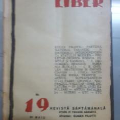 Cuvântul Liber, Nr. 19, 31 mai 1924