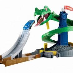 Set de joaca Hot Wheels carusel cu masinuta - Cobra