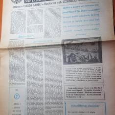 Ziarul romania mare 20 iulie 1990-redactor sef corneliu vadim tudor