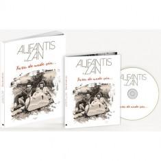 Tara de unde vin - carte + CD | Nicu Alifantis
