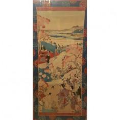 Stampa Japoneza - Scoala Utagawa