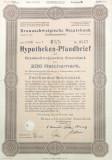 200 Reichsmark titlu de stat Germania 1936