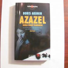 "CY - Boris AKUNIN ""Azazel"""
