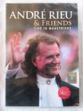 Andre Rieu & Friends - LIVE IN MAASTRICHT - DVD original, cu holograma, nou, CD