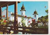Bnk cp Biserica Manastirii Agapia - Vedere - necirculata, Printata
