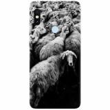 Husa silicon pentru Xiaomi Mi Max 3, Sheep