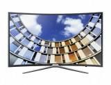 Televizor LED Curbat Smart Samsung, 138 cm, 55M6302, Full HD, Smart TV