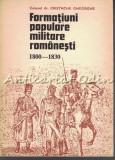 Formatiuni Populare Militare Romanesti - Cristache Gheorghe