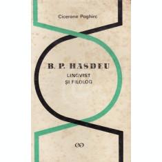 B. P. Hasdeu - lingvist si filolog