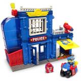 Cumpara ieftin Set Magicbox Toys Super Zings Sectia de politie