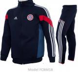 trening barbati gros - Model conic - Bayern Munchen - Model toamna - iarna -