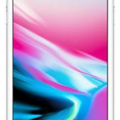 Telefon Mobil Apple iPhone 8 Plus, iOS 11, LCD Multi-Touch display 5.5inch, 3GB RAM, 256GB Flash, Dual 12MP, Wi-Fi, 4G, iOS (Silver)
