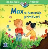 Cumpara ieftin Max si bucuriile primaverii/Christian Tielmann, Sabine Kraushaar