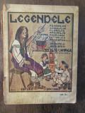 Ilie I. Mirea - Legendele pasarilor, animalelor, florilor/ dedicatie pt Gh Naum