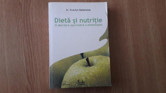 Dieta si nutritie - Abordare ayurvedica