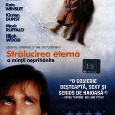 STRAUCIREA ETERNA A MINTII NEPRIHANITE - dvd comedie ,