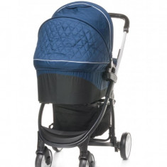 Carucior 3 in 1 Atomic 4Baby Navy Blue