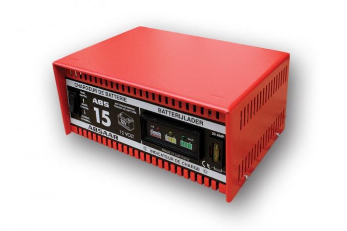 Redresor incarcare acumulator Absaar 15A - 12V ManiaMall
