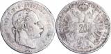 1870 - 20 kreuzer - Franz Joseph I - Imperiul Austro-Ungar