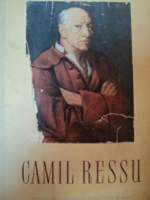 CAMIL RESSU- MIRCEA DEAC foto