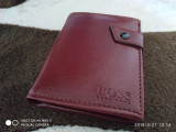 Portofel piele Hugo Boss