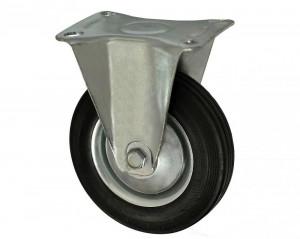 Roata carucior 3 - talpa metal - rulment - 75/25-50 - unidirectionala - MTO-GPA00059