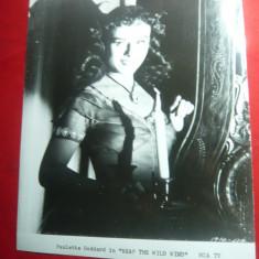 Fotografie din Filmul Secera vantul salbatic  -Paulette Goddart 1942 SUA
