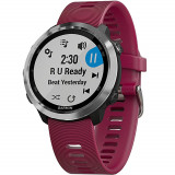 Smartwatch Forerunner 645 GPS Music Version Roz, Garmin