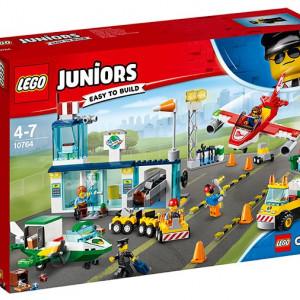 LEGO Juniors - Aeroportul orasului 10764