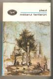 Plaut-Militarul Fanfaron