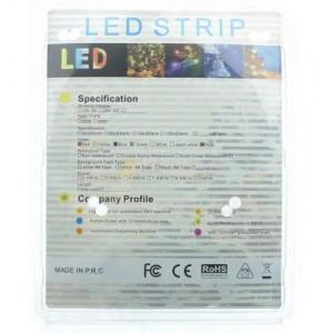 KIT BANDA LED RGB/SMD 14.4W/M