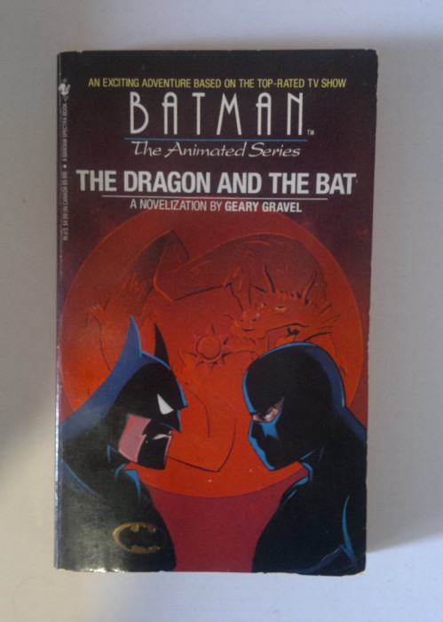 Batman: The Animated Series - The Dragon and the Bat