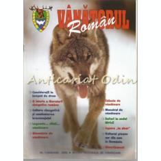 Vanatorul Roman Nr. 1/ Ianuarie 2002 - AGVPS Romania