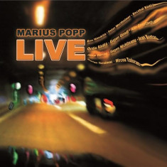 MARIUS POPP Live (cd)