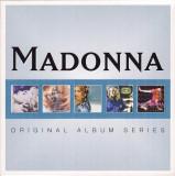 Madonna Original Album Series Boxset (5cd)