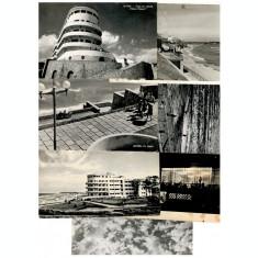 Eforie(j.Constanta) - Lot 7 carti postale vechi, RPR