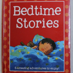 BEDTIME STORIES , illustrated by ALISON ATKINS , 2014