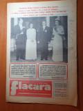 flacara 15 iunie 1978-ceausescu in anglia,intalnire cu regina elisabeta,cenaclul