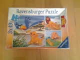 Ravensburger Lion King puzzle copii +3 ani
