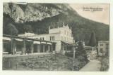 Cp Baile Herculane : Casino - 1933, circulata, timbre, Fotografie