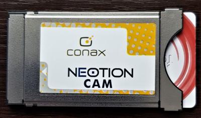 Modul CAM Connax pentru Focussat cu cartela foto