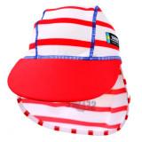 Sapca SeaLife red 2-4 ani protectie UV Swimpy for Your BabyKids