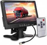 Monitor auto Lcd Led 7 Inch Cu Telecomanda