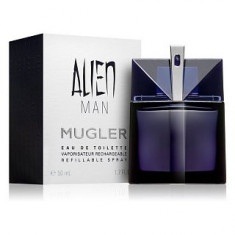 Thierry Mugler Alien Man Eau de Toilette bărbați 50 ml