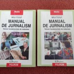 Manual de jurnalism - M. Coman (2 vol.)