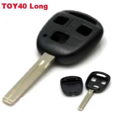 Carcasa Cheie Toyota Lexus 3 Butoane TOY40