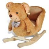 Scaun balansoar copii cu ursuleț