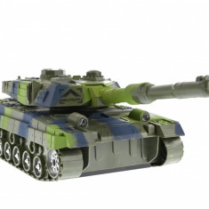 Tanc de jucarie cu telecomanda, pentru copii, control de la distanta - 8996