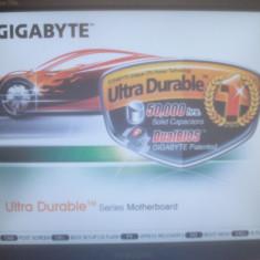 Placa de baza Gigabyte GA-78LMT-S2P AM3 DDR3 video on board micro ATX