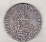 Bnk mnd Germania Augsburg 1 Thaler 1645 - REPLICA , alama argintata, Europa